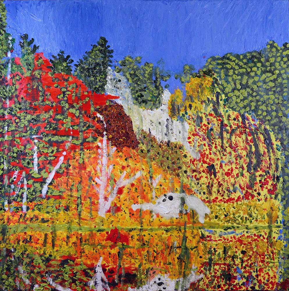 Autumn Wonder oil painting